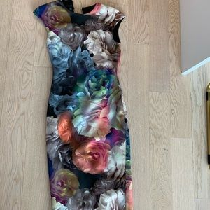 Ted Baker London tight dress